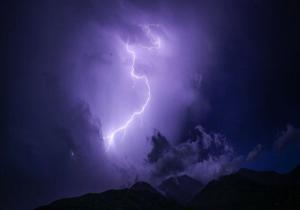 رگبار باران و رعد و برق در هرمزگان/ احتمال وقوع تندباد و بارش تگرگ