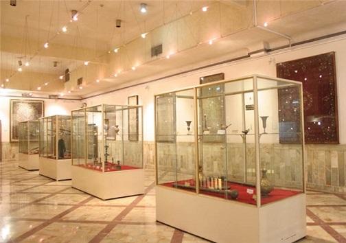موزه آبادان ،یکی از موزههای قدیمی ایران