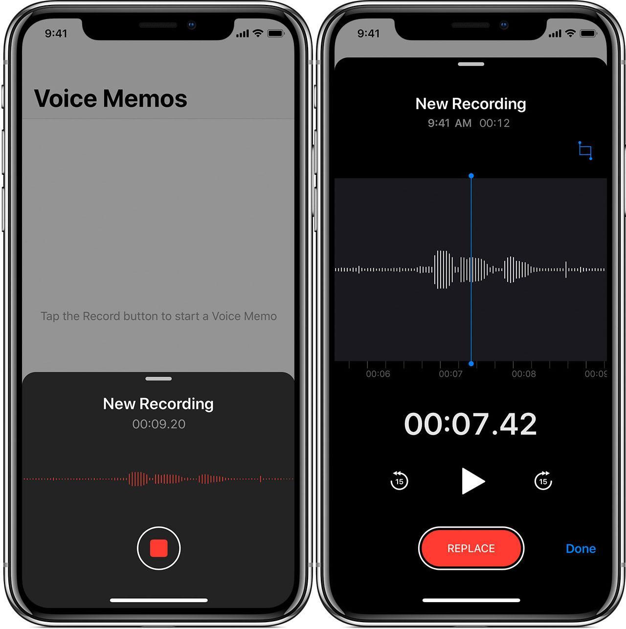 ۹ مورد از بهترین نرمافزارها برای ضبط صدا در گوشی هوشمند