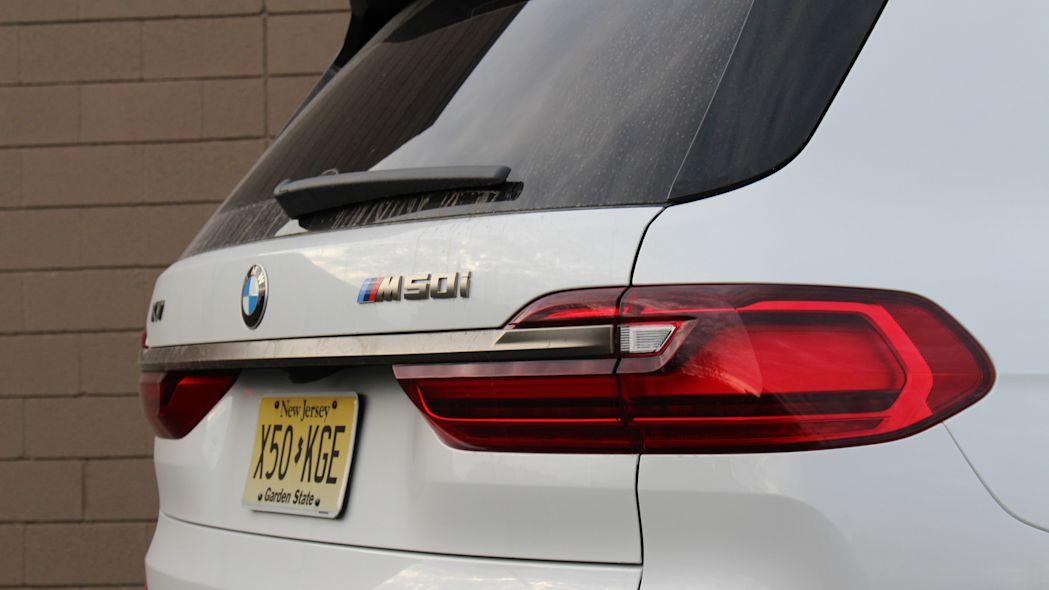 جدیدترین اطلاعات فاش شده از BMW X8 M