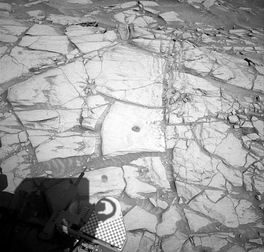استفاده از عینک ویژه تماشای فیلمهای سه بعدی برای کنترل وهدایت تجهیزات در سیاره سرخ///دانشمندان ناسا با عینک تماشای فیلمهای سه بعدی به هدایت مریخ نورد پرداختند///عینک سه بعدی اینبار برای هدایت مریخ نورد فضایی به جای تماشای فیلمهای سه بعدی استفاده شد