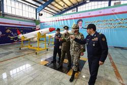 مراسم تحویل دهی انواع هواپیما و بالگردهای بازآماد شده به نیروهای مسلح