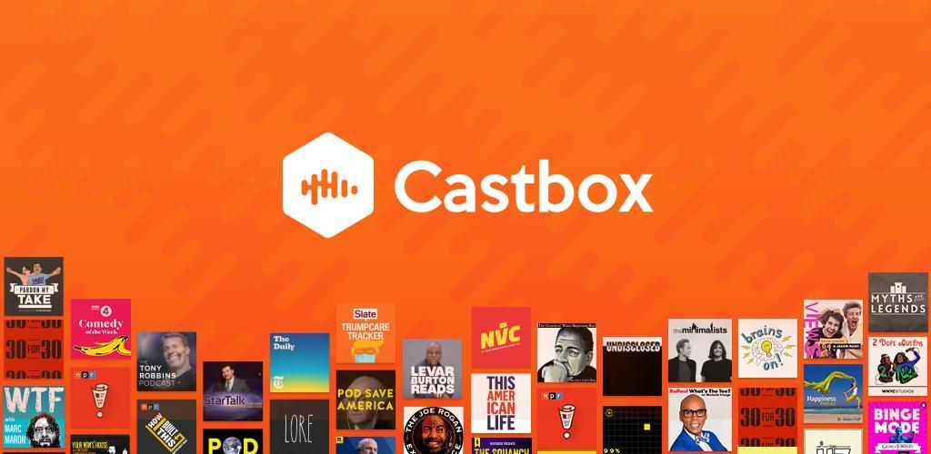 دانلود CastBox Premium: Free Podcast Player, Radio & Audio Books 8.10.1 – برنامه پخش و دانلود پادکست