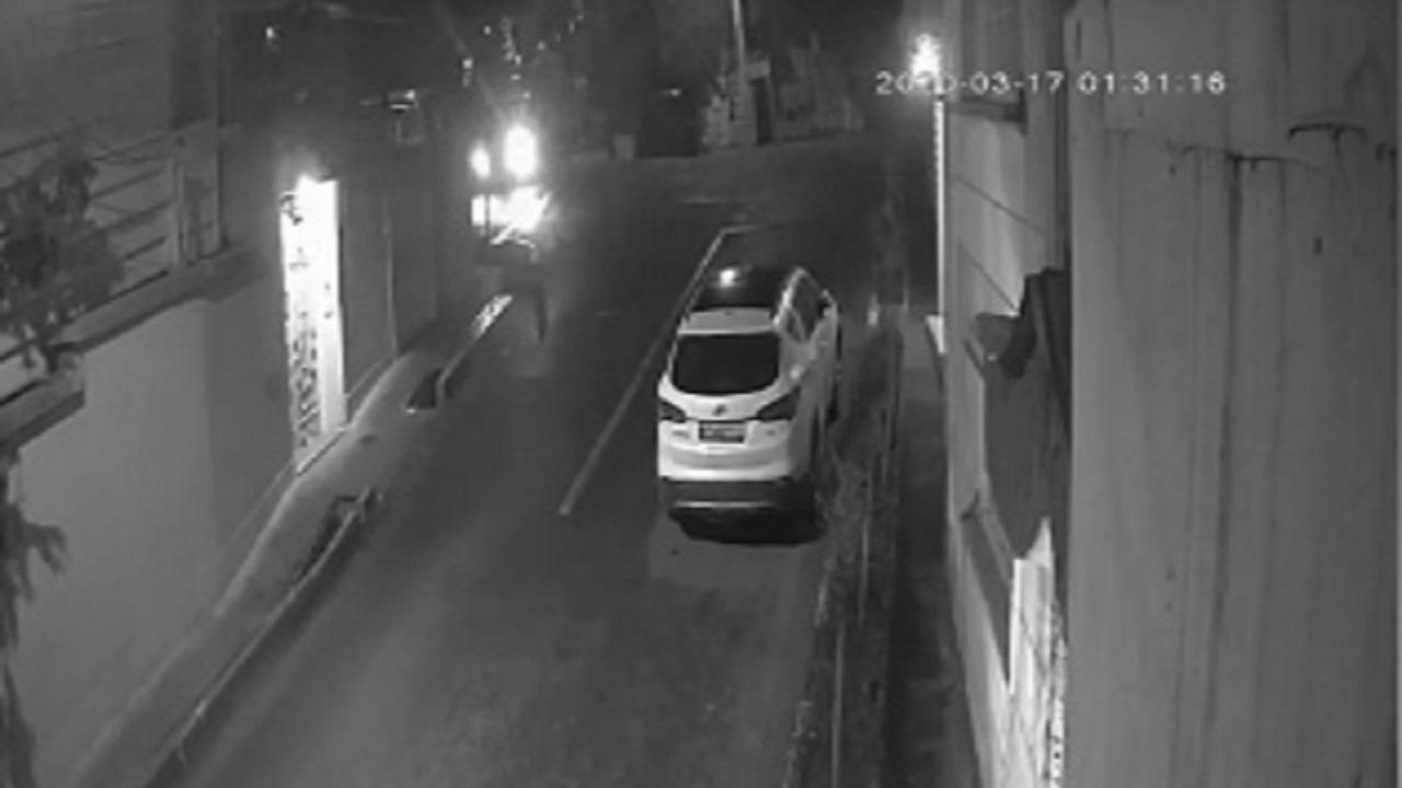 تصادف وحشتناک خودروی حمل زباله در محله نیاوران+ فیلم