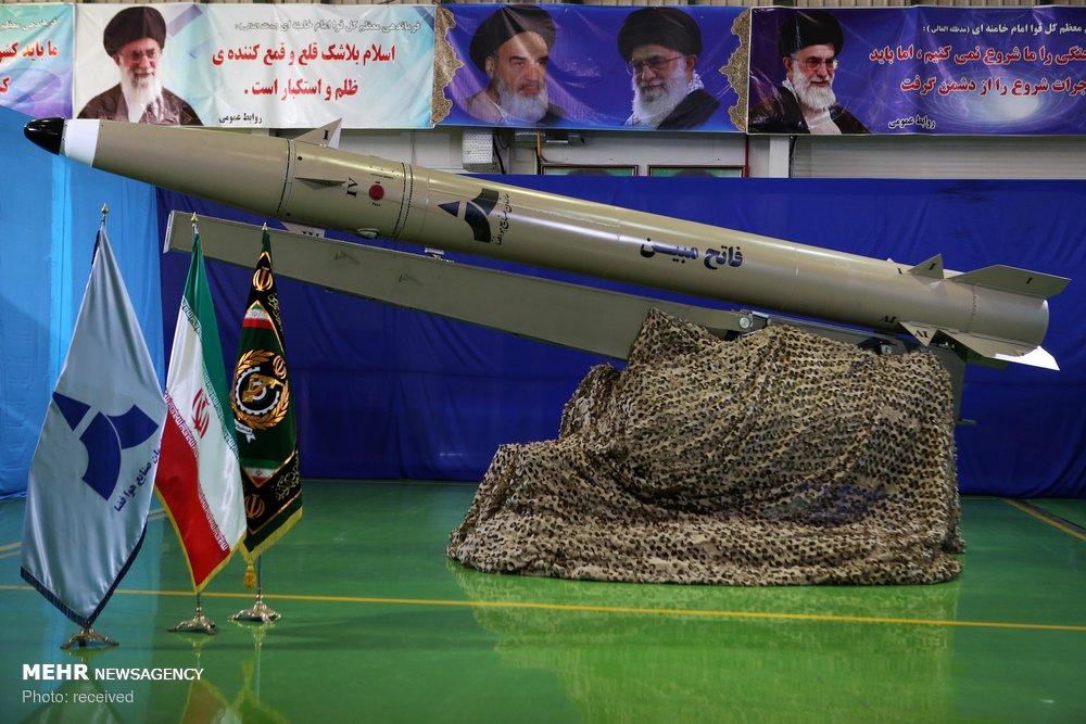 ۱۶ موشک بالستیک ایرانی را بشناسید + تصاویر