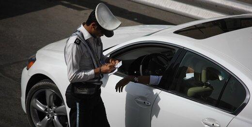 نمره منفی تخلفات رانندگی برای چه کسی ثبت میشود؟