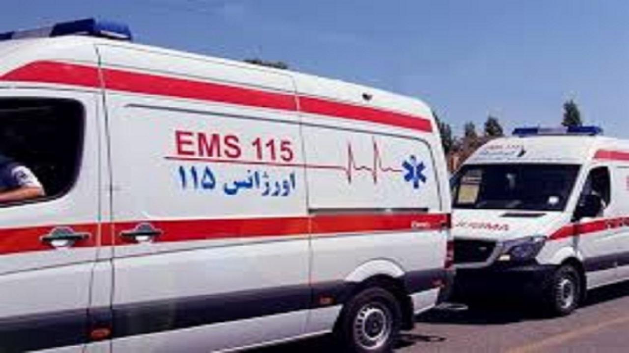 فوت جوان ۲۸ ساله در حادثه انفجار کپسول گاز