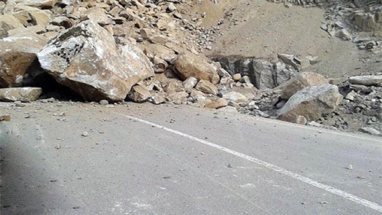 جاده کوهرنگ به اندیکا بسته شد