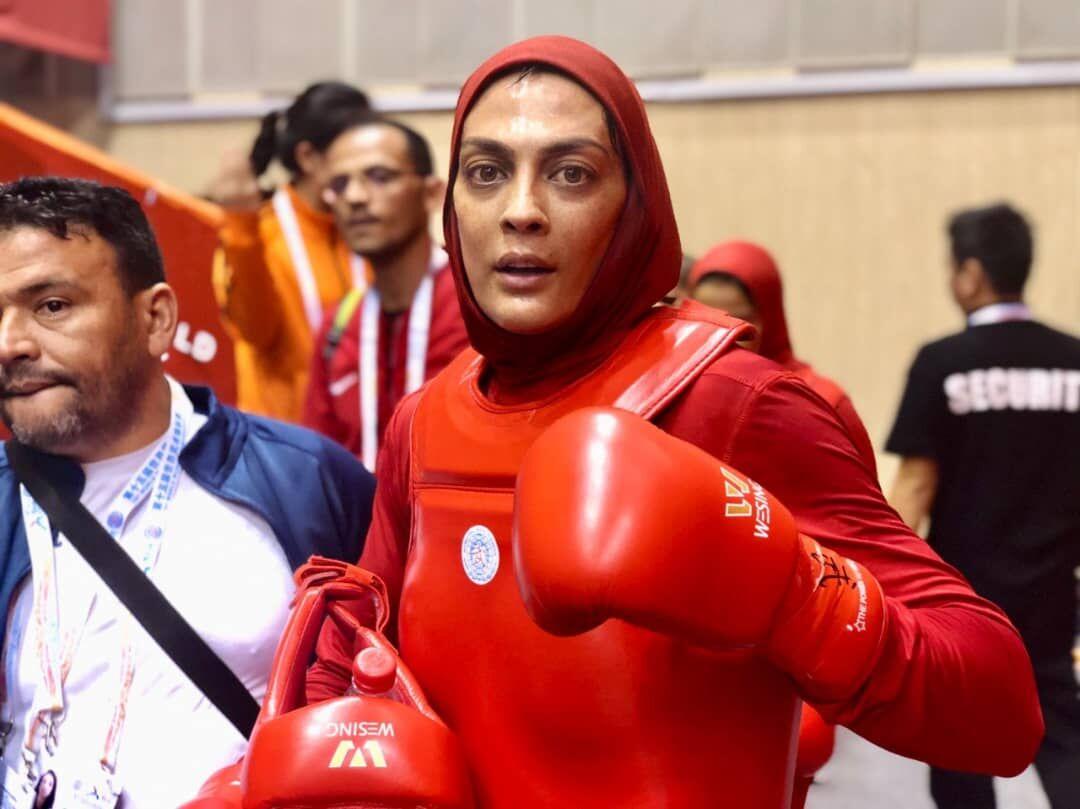 شهربانو منصوریان: کسب طلای مسابقات جهانی مهمترین اتفاق ورزشی بود