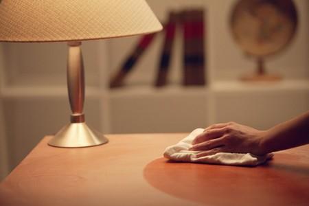با این روش از شر گرد و غبار خانه خلاص شوید!