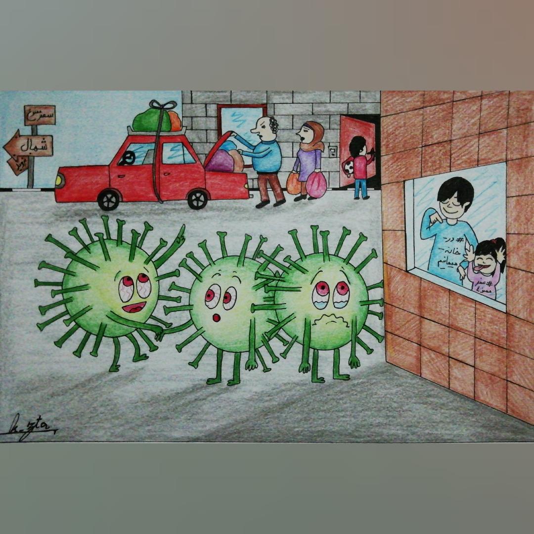 برگزیدگان ششمین روز مسابقه عیدانه فرهنگی باشگاه خبرنگاران جوان