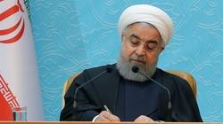 روحانی درگذشت «سیده عزت خاموشی» را تسلیت گفت