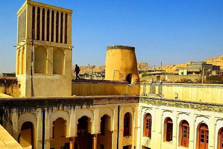 سیل در شهرستانهای جنوبی آسیبی به آثار تاریخی وارد نکرد