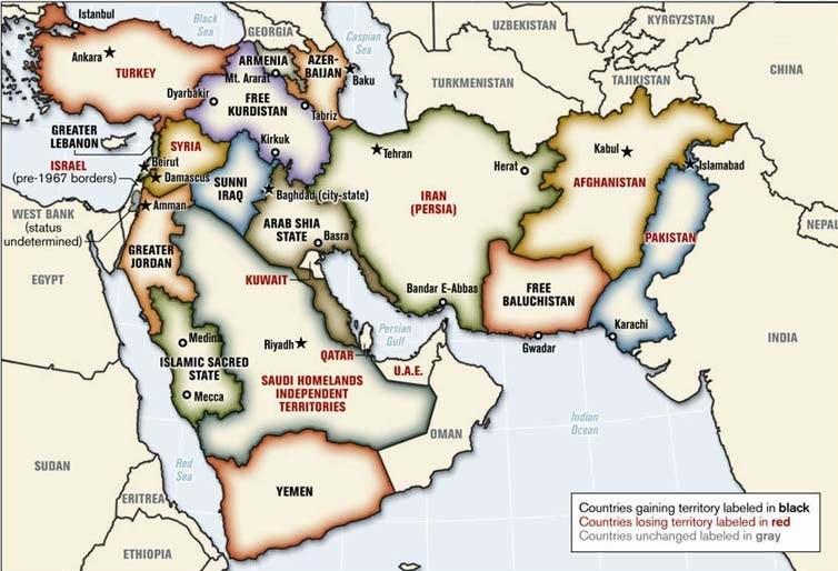 چرا به قوی شدن نیاز داریم؟ / دشمنان چه نقشهای برای تجزیه ایران کشیده اند؟