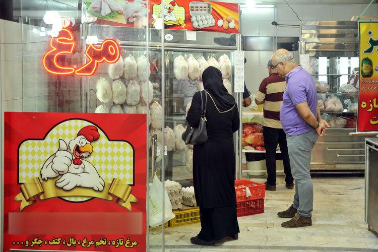 سقوط چشمگیر قیمت مرغ در بازار؛ نرخ مرغ وارد کانال ۱۱ هزار تومان شد