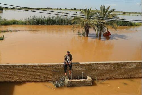 دستکاری در مسیر آب، سیل کنگان را رقم زد