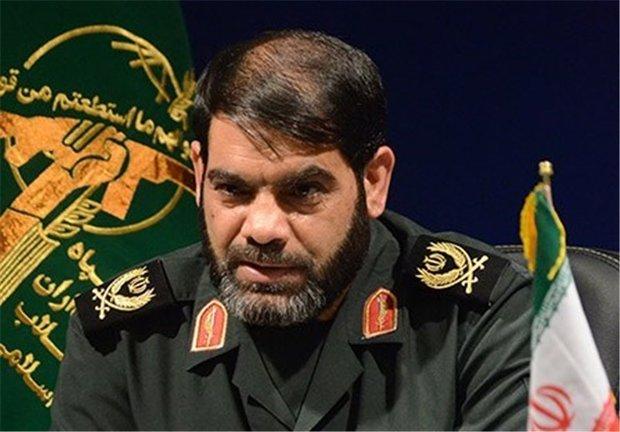 گسیل تمامی امکانات سپاه به مناطق سیل زده در جنوب کرمان