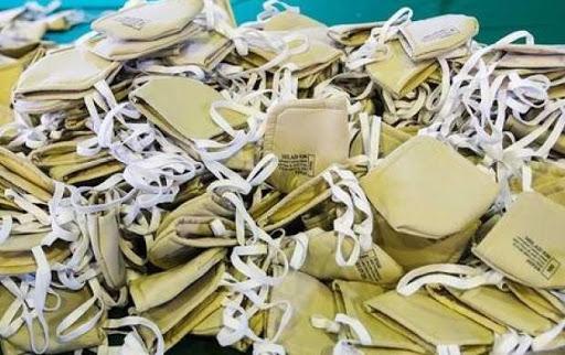 تولید روزانه ۵ هزار عدد ماسک