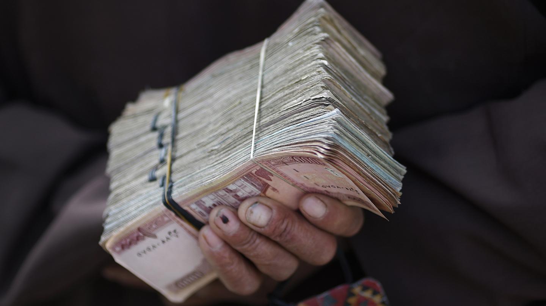 نرخ ارزهای خارجی در بازار امروز کابل/ ۶ حمل