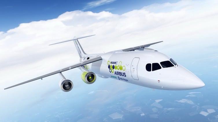 ساخت هواپیمای کاملا الکتریکی ممکن میشود؟