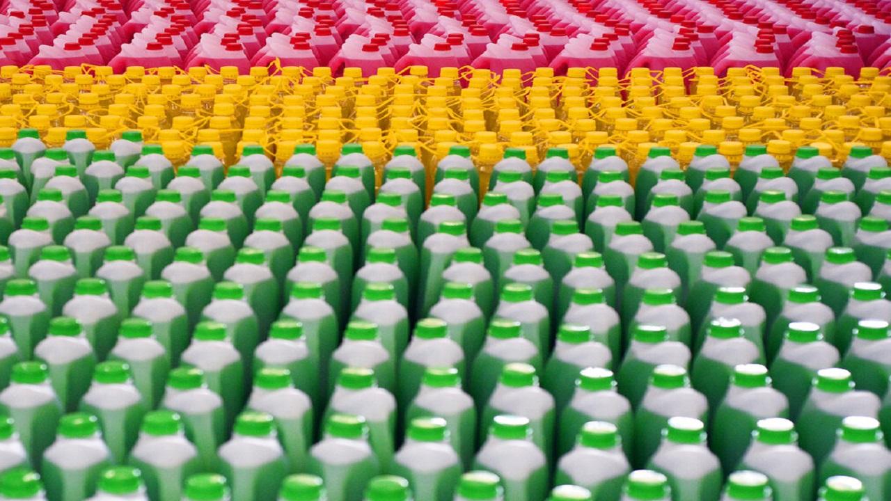 توزیع ۱۸۹ هزار و ۴۸۲ کیلوگرم مواد ضدعفونی کننده