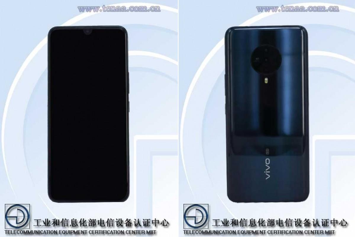 تصاویر فاش شده از بدنه دو گوشی جدید Vivo