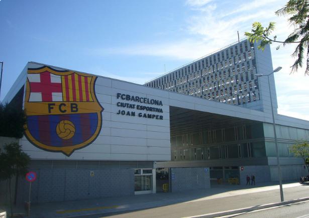 بارسلونا به کمک بیماران کرونایی شتافت