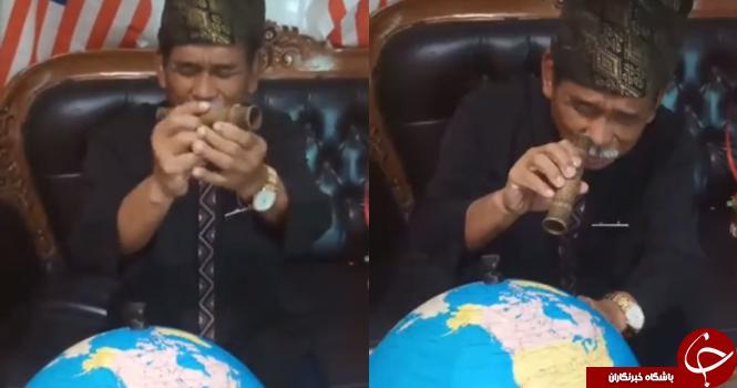 ادعای عجیب کاهن محلی در مورد ویروس کرونا