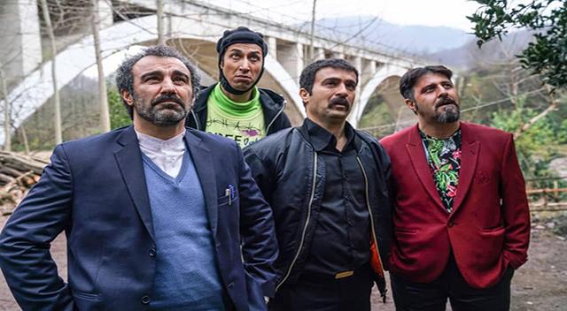 جمع استقلالیها در سریال پایتخت جمع است!