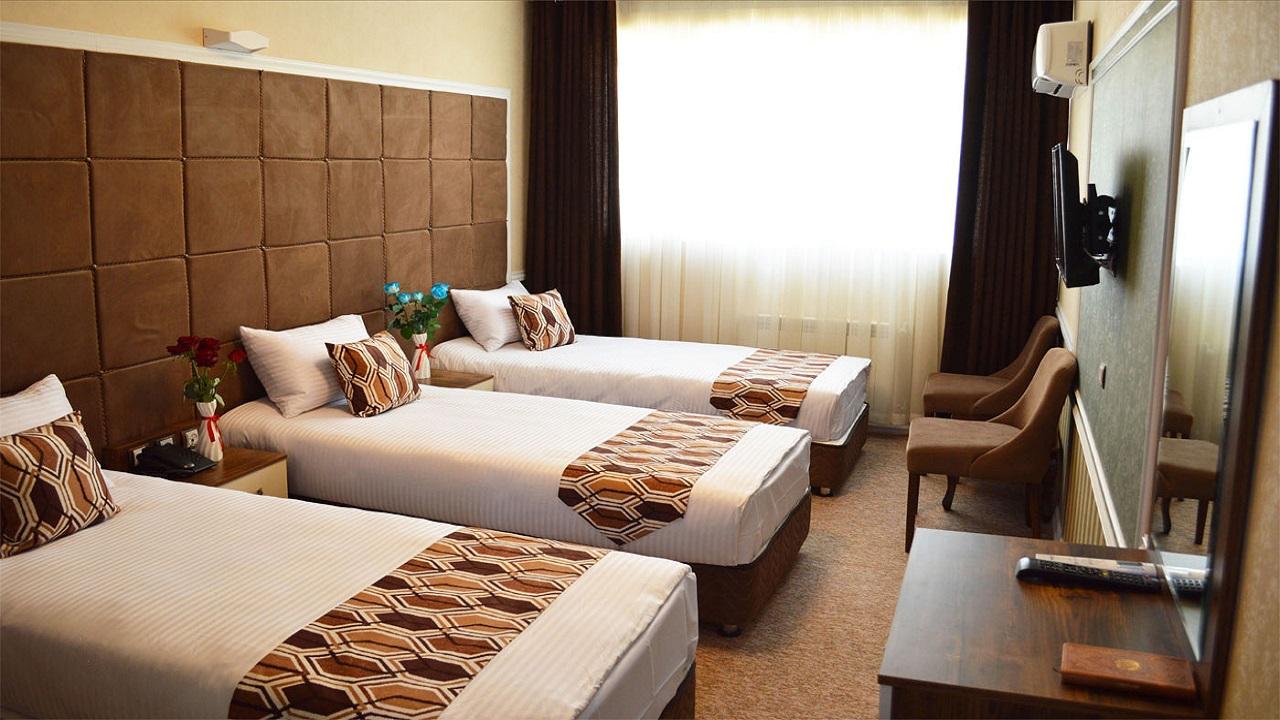 ضریب اشغال تخت در هتلها و مراکز اقامتی صفر است
