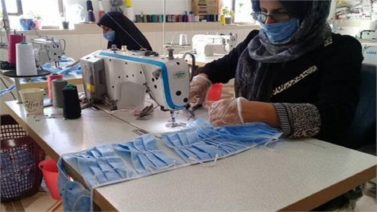 فعالیت ۱۳ کارگاه تولید تجهیزات بهداشتی در چهارمحال و بختیاری