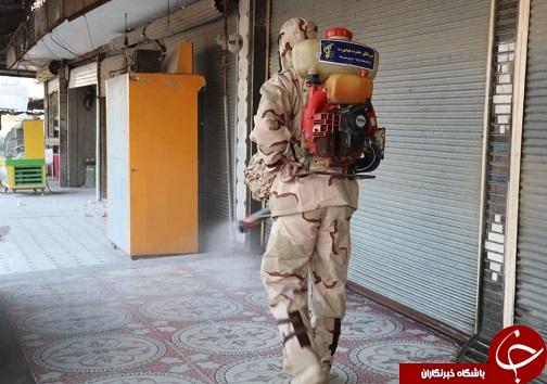 آغاز عملیات بیولوژیک در خوزستان