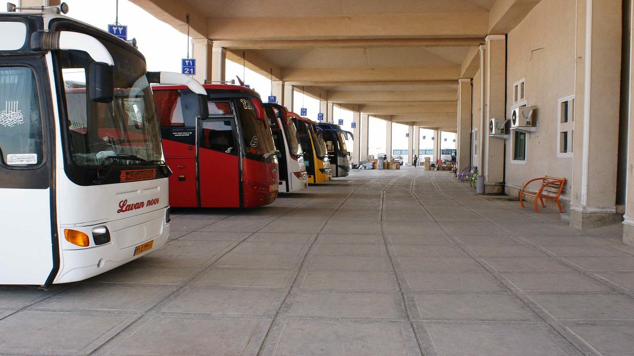 کاهش ۸۲ درصدی جا به جایی مسافر در پایانههای مسافربری