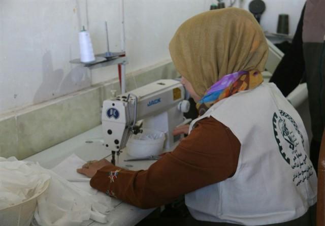 تولید ۳۶ هزار ماسک بدست نیروهای جهادی محلات