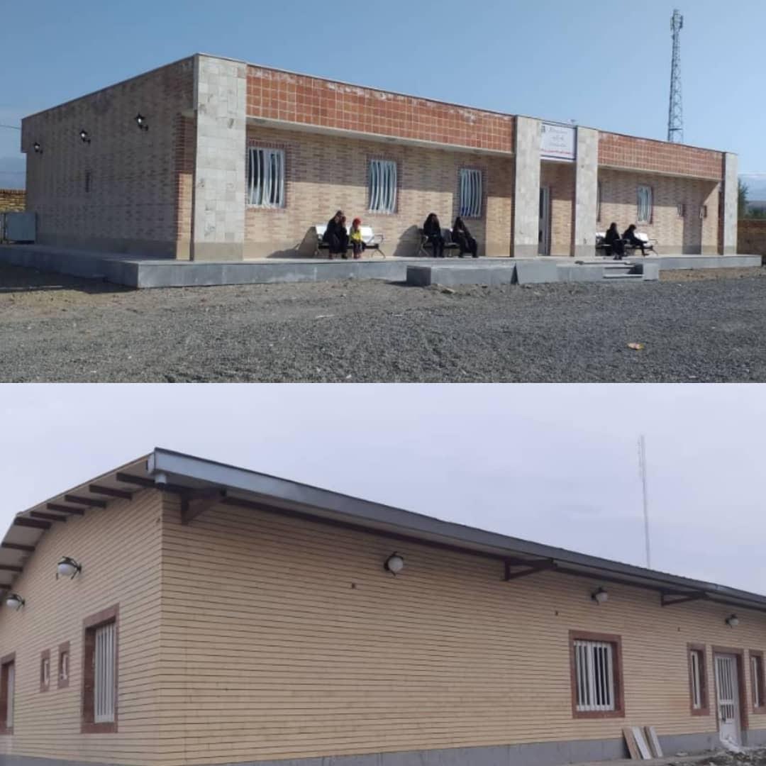 بهره برداری از پروژههای سلامت در جنوب کرمان