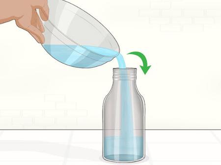 نحوه درست کردن آب مقطر در خانه