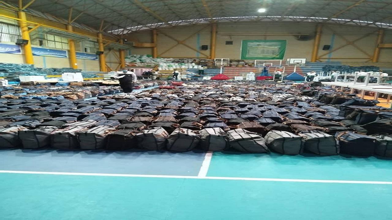 اهدای ۱۳ هزار بسته معیشتی و سلامت به نیازمندان تربت جام