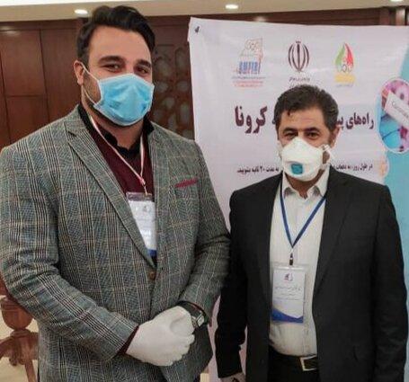 اردیبهشت: اقدامات درمانی برای حدادی انجام شد