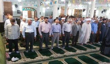 نمازجمعه این هفته در شهرستان اندیکا برگزار نمیگردد