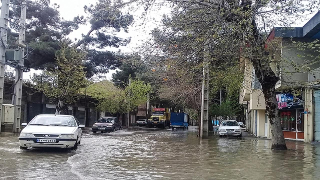 هشدار مدیریت بحران در خصوص وقوع سیلاب