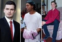 فوتبالیستهایی که طعم زندان را چشیدهاند