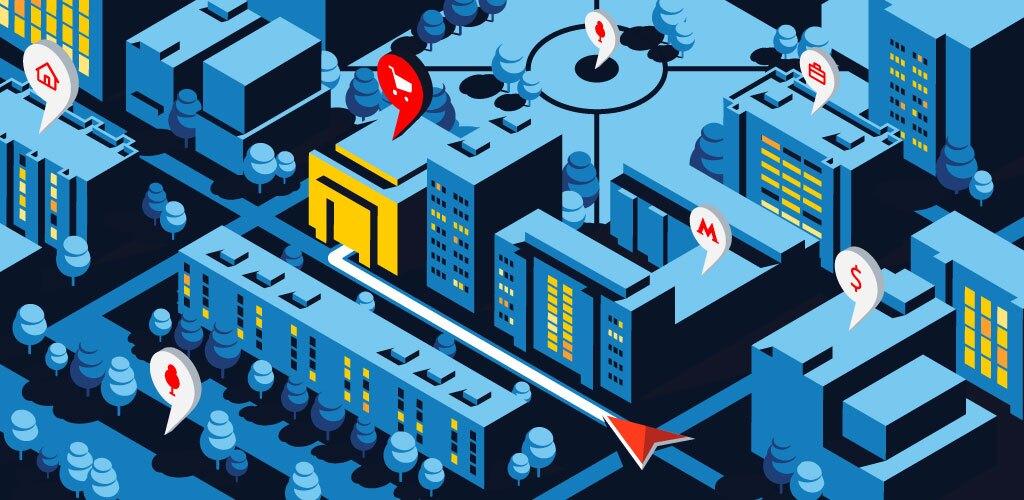 دانلود Yandex.Maps