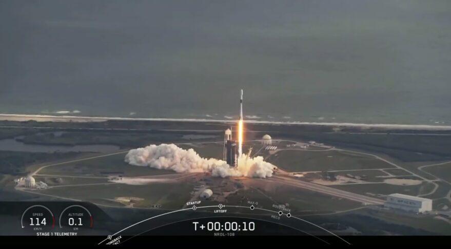 ماهواره جاسوسی 9 Falcon