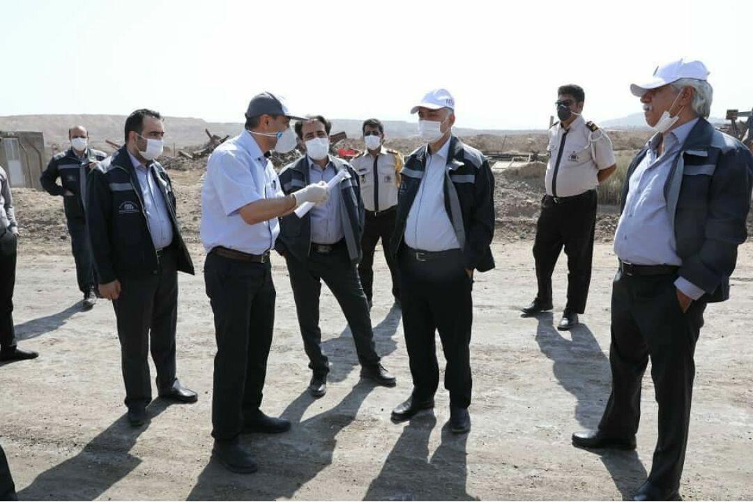 کمک معینهای اقتصادی کرمان در روزهای بحران