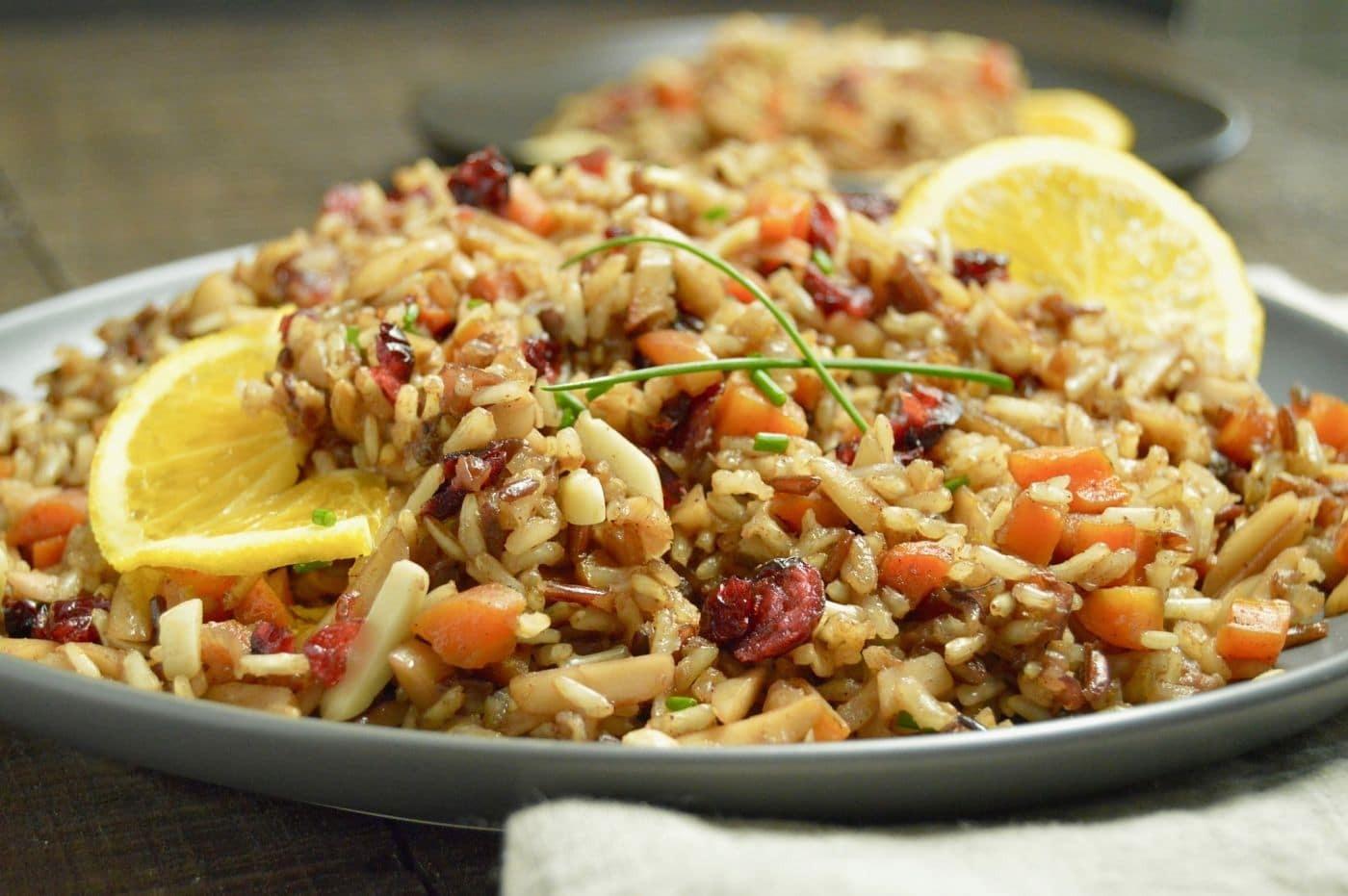 طرز تهیه پلو مراکشی رستورانی؛ پلو خوشمزه متناسب با ذائقه ایرانیها