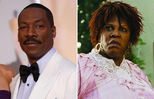 بازیگران مردی که نقش زن را بازی کردند