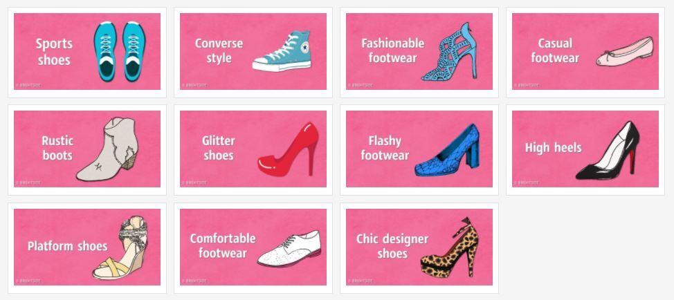 کفش شما راجع به شخصیتتان چه میگوید؟