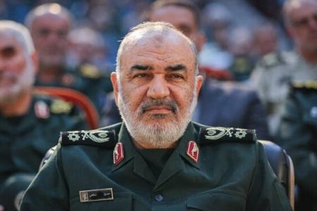 پیام قدردانی فرمانده کل سپاه از سردار قاآنی