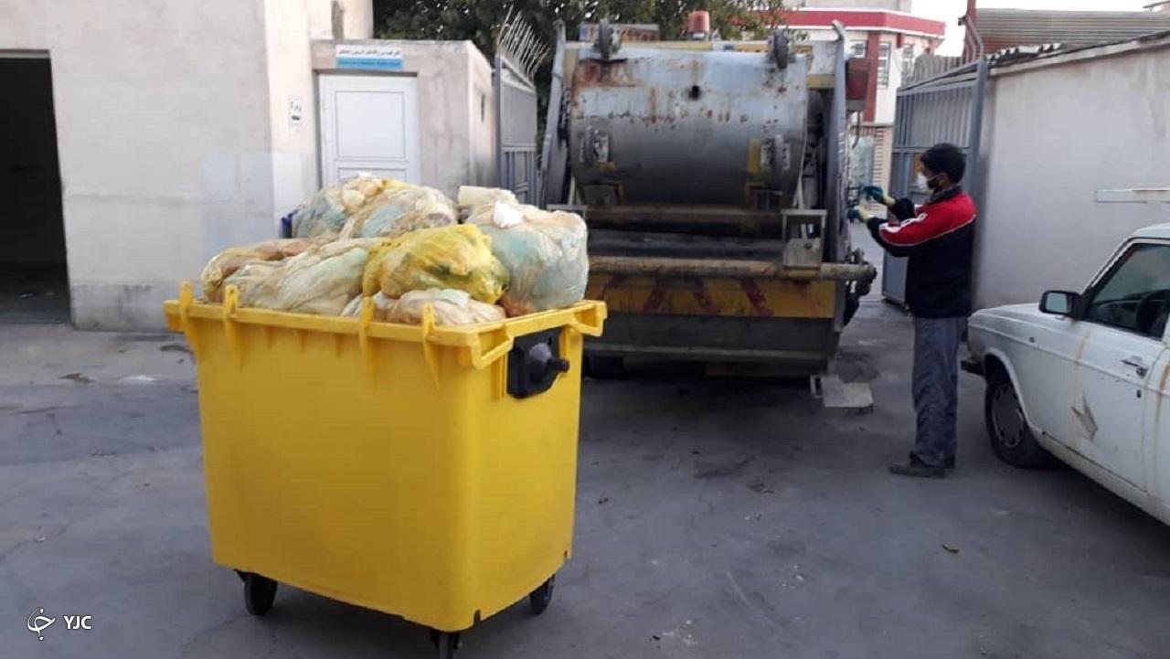کلاف سردرگم بی خطر سازی پسماند عفونی شهر اراک