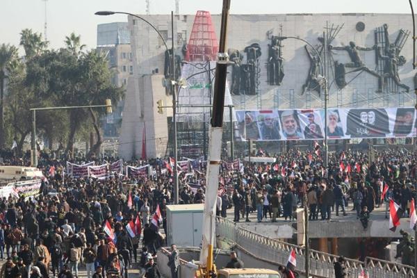 آغاز رسمی مراسم سالگرد شهادت فرماندهان پیروزی/الفیاض: عراق با ترور فرماندهان و مردان جریانساز خود ترور شد